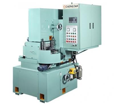 立式雙平面研磨機(料盤式)-CDG-355VRC